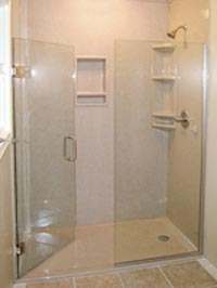 Onyx Collection Shower Designer