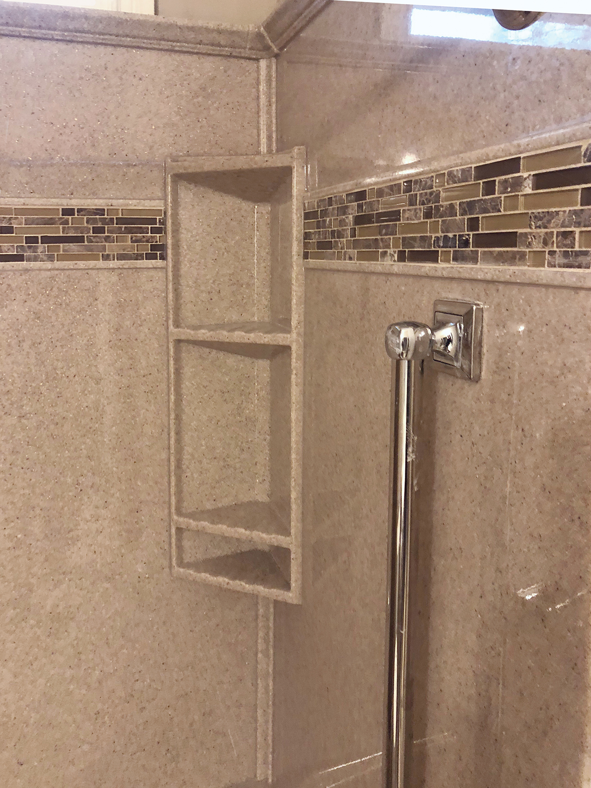 Mosaic Tile Trim
