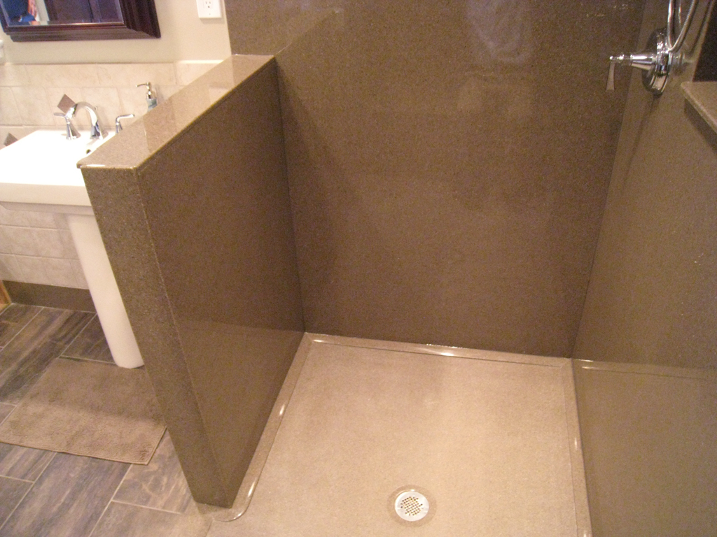 Shower Wall Panels Gloss, Stone Tile, Subway Tile, Slate & Matte