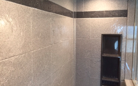Wall Panels - Fake tile panels for bathroom walls