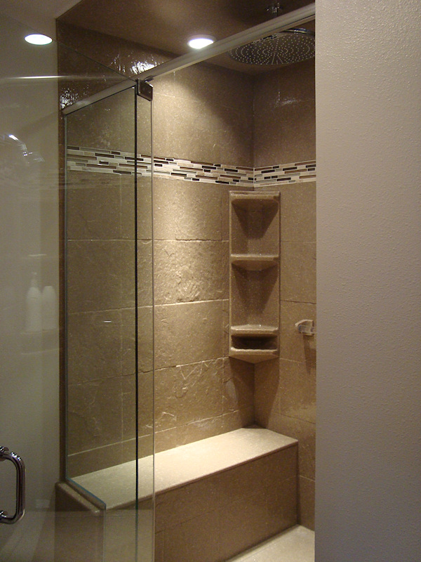 Tile Look Shower Surround.Wall Panels
