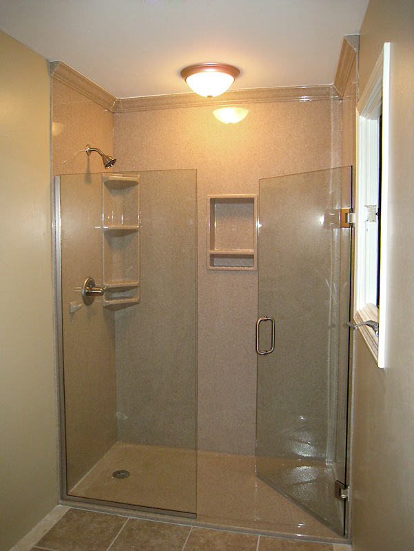 Shower Slope Kit