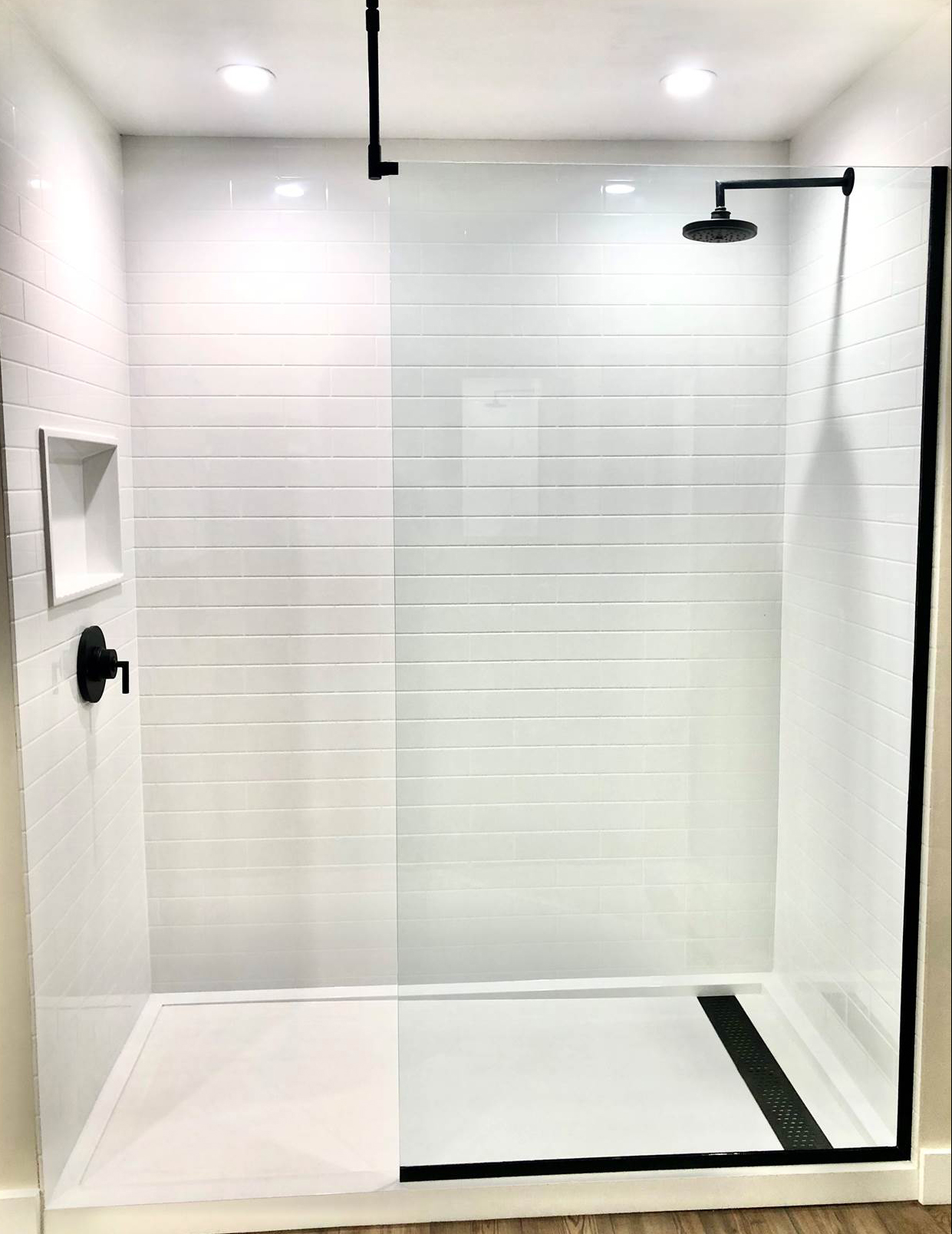 decorative glass block borders for a shower wall or windows.htm wall panels  wall panels